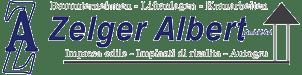 Zelger Albert GmbH/Srl Logo