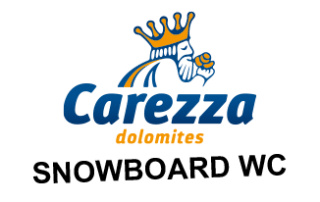Snowboard WC Carezza
